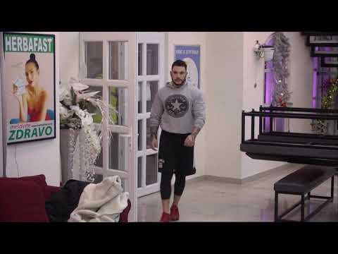 Zadruga 2 - Svađa Mikija i Momčila - 29.12.2018.