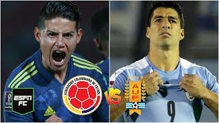 CONMEBOL Colombia va con todo su arsenal ante Uruguay por las Eliminatorias Sudamericanas | ESPN FC