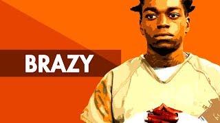 """BRAZY"" Lit Trap Beat Instrumental 2017 | Dope Wavy Rap Hiphop Freestyle Trap Type Beat | Free DL"