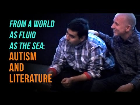 Tito Mukhopadhyay & Ralph Savarese | Classical Autism And The Instruction Of Literature