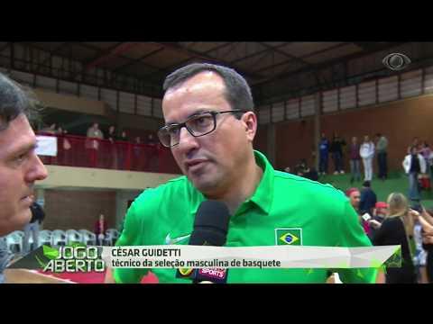 Seleção Brasileira Vence Camarões Em Amistoso De Basquete