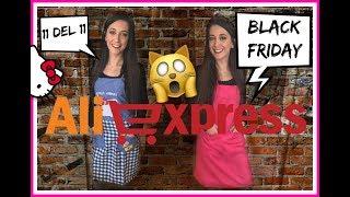 HAUL BLACK FRIDAY + 11 DEL 11 ALIEXPRESS 🤑🤑🤑 @coralsanails