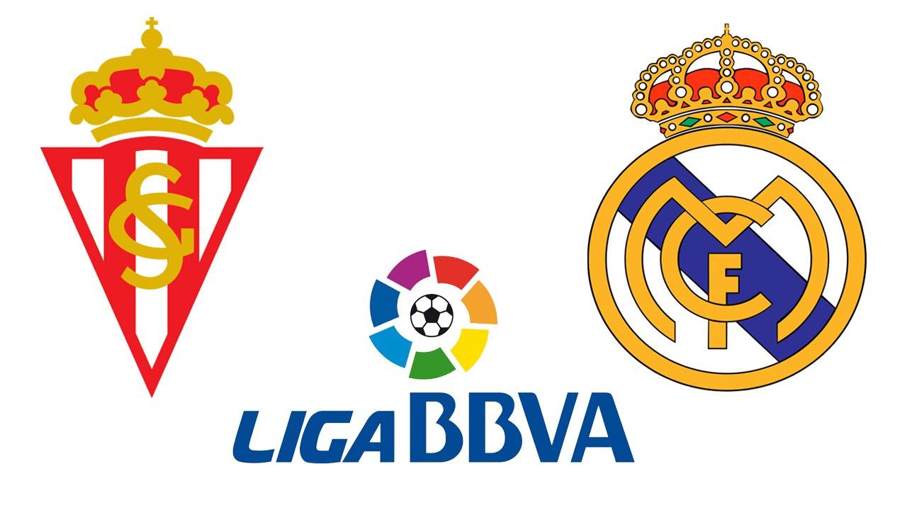 A que hora juega sporting de gijon vs real madrid liga for A que hora juega el real madrid