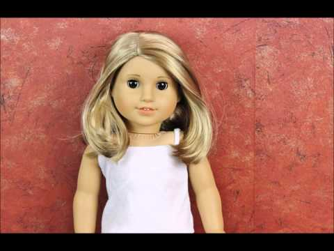 American girl doll music video- Try