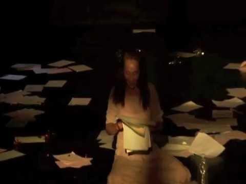 """Vidéo """" DEPARTS """" mise en scène de José Exélis - joué à l'ATRIUM 2013  (Montage et extraits)"""