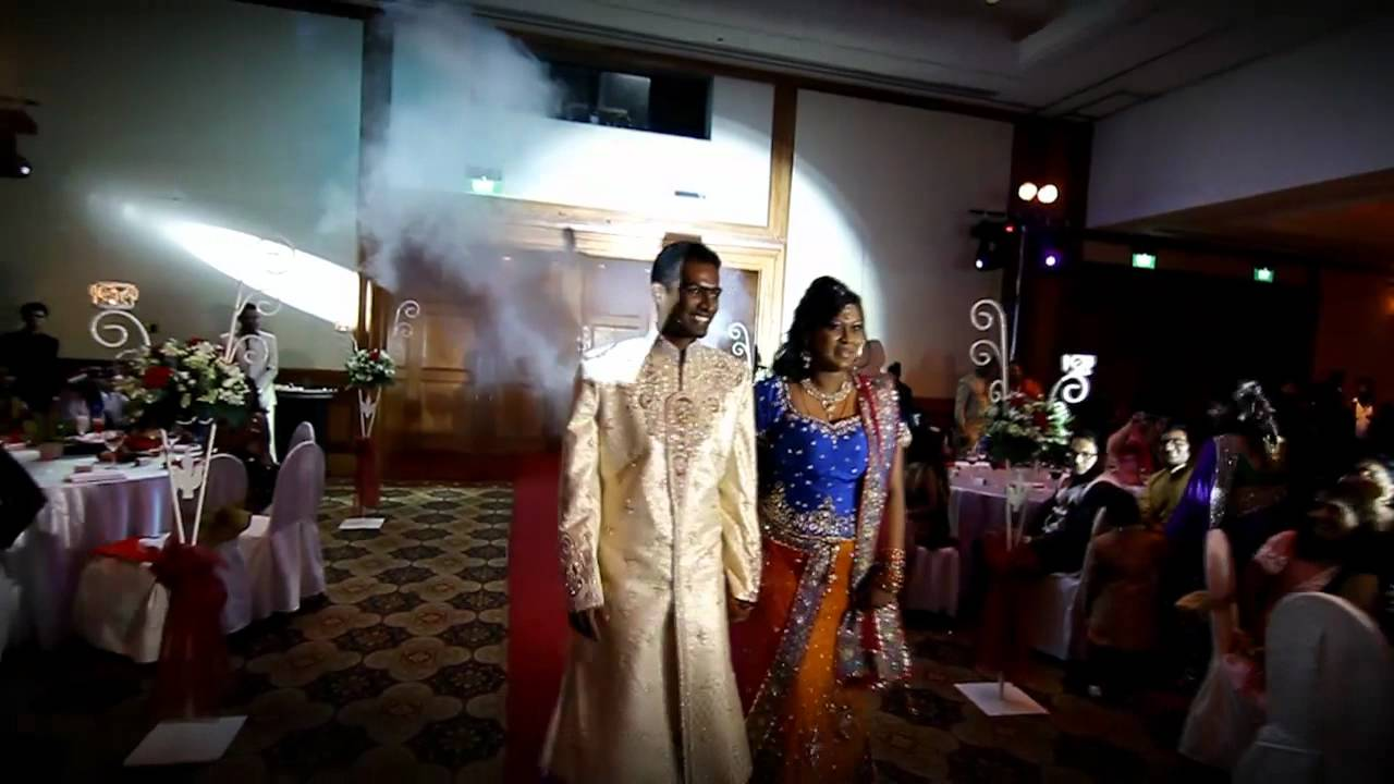 Singapore Wedding Reception
