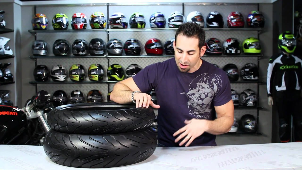 Pirelli Angel Tire Review At Revzilla Com Youtube