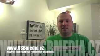 USB Media - největší výrobce USB flash disků v ČR