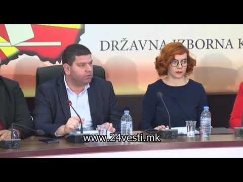 ДИК: 37 општини + град Скопје за СДСМ, 3 општини за ВМРО-ДПМНЕ