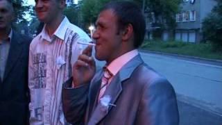 Весілля у Франківську. Прикол перекур. Сірко .mpg