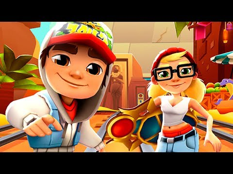 SUBWAY SURFERS CAIRO 2018 - EGYPT ✔ JAKE AND TRICKY + 80 MYSTERY BOXES OPENING