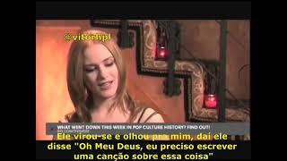 Marilyn Manson e Evan Rachel Wood - Início do relacionamento e criação do Eat Me, Drink Me (2010)