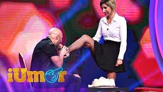 Gianna Antistress - concurenta căreia Bendeac i-a lins tortul de pe degetele de la picioare!