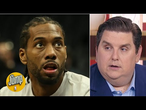 Kawhi Leonard said something last week that didn't get enough attention - Brian Windhorst | The Jump