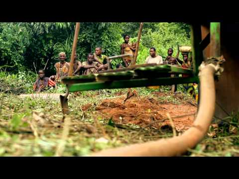 Live Drill - No water for our birthday in Central African Republic