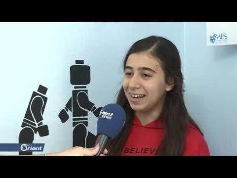 فريق من اللاجئين السوريين يستعد للمشاركة في التحدي العالمي للروبوت بدبي  - 22:53-2019 / 9 / 14