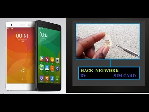 FREE NETWORK HACK !!   trick with SIM CARD