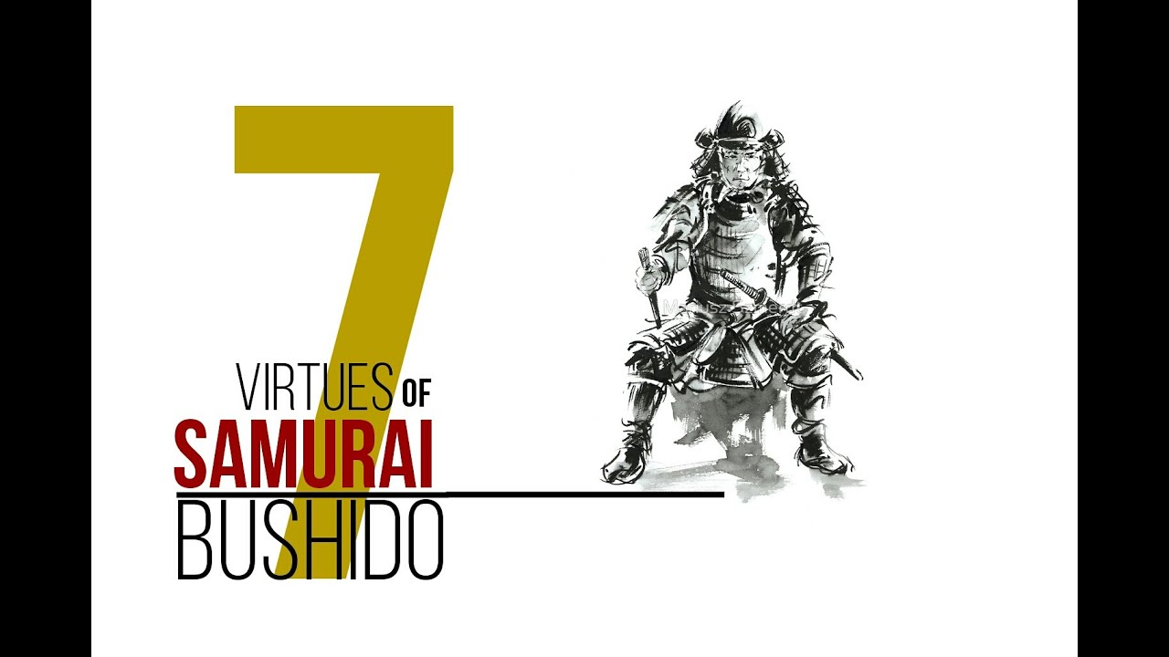Download BUSHIDO - 7 Virtues ⥈The Way of the Warrior ⚔