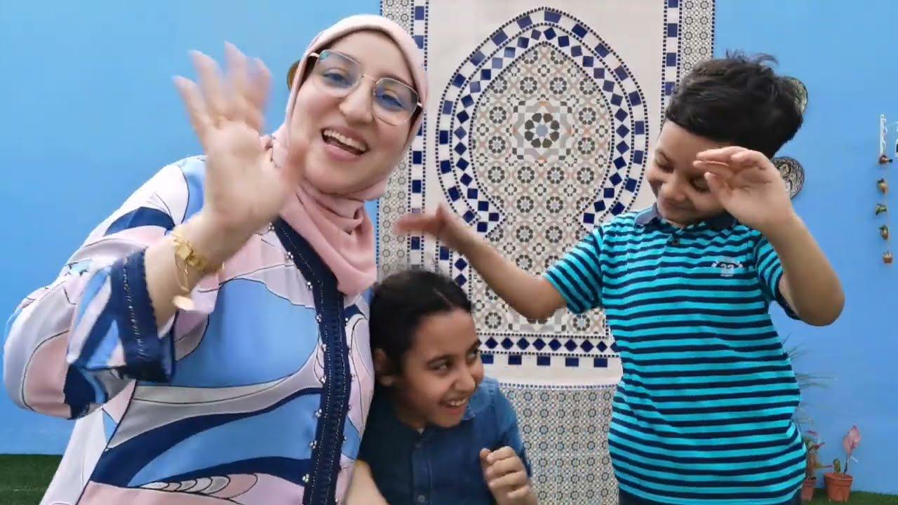 كأم مغربية مغتربة من واجبي نخلق اجواء العيد رغم الظروف/لازم ولادي تترسخ فذاكرتهم تقاليدنا🇲🇦