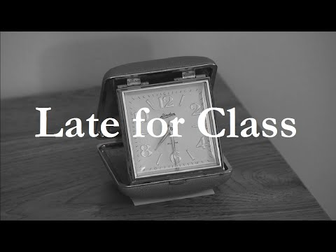 """Late For Class"" - A Student Silent Film"