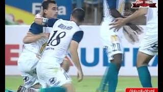 اهداف مباراة - الإسماعيلي 2 - 2 إنبي   الجولة 28 - الدوري المصري