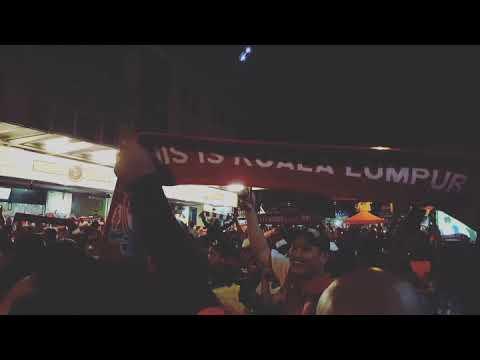 Fan's Liverpool In Malaysia.. #liverpool #ynwa #songs
