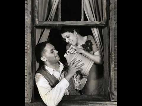 """Todd Duncan, Anne Brown """" Bess, You is My Woman"""" Original Porgy and Bess (1940)"""