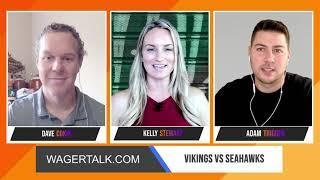 Minnesota Vikings vs Seattle Seahawks Picks and Predictions | NFL Week 3 Betting Preview | Sept 26