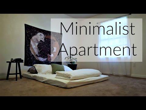 Minimalist Apartment Tour!