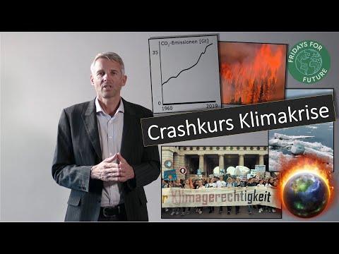 Crashkurs Klimakrise mit