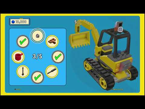 Getting Acheivments In The Lego Movie Video Game |
