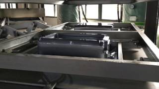 China Top Brand of Trolley case thermoforming machine
