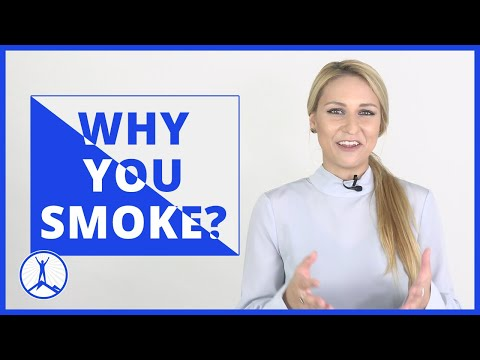 Why Do People Smoke: The Real Reason