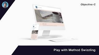 002 iOS - Play with method swizzling - iOS development, iOS learning, iOS interview