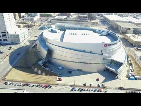 BOK Center Tulsa, Oklahoma