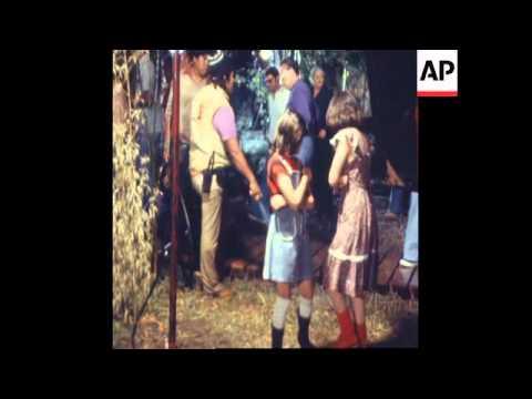 RR7912B GUYANA/MEXICO:FILMING THE JONESTOWN MASSACRE