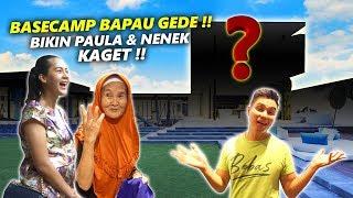 INI DIA !! BASECAMP SUPER MEGAH YOUTUBE BAIM PAULA !!