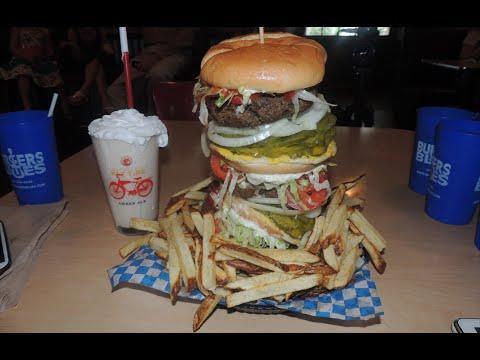 $1500 Whammy Burger Challenge Record | Randy Santel