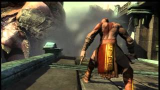 God of War Ascension (PS3) - FIRST HOUR GAMEPLAY - SPEED RUN PT 1 (WALKTHROUGH HD)