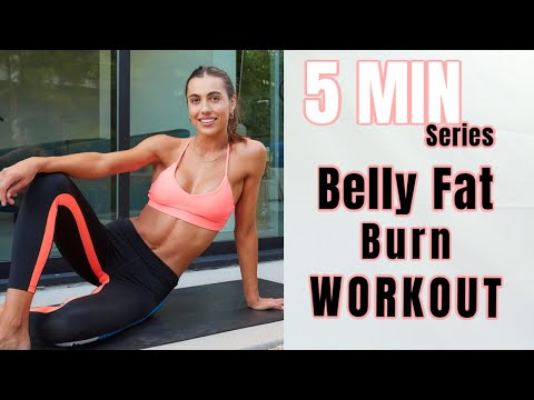 5 MIN Lower Belly Fat Burn // Summer Body Series // Sami Clarke #BeachBody
