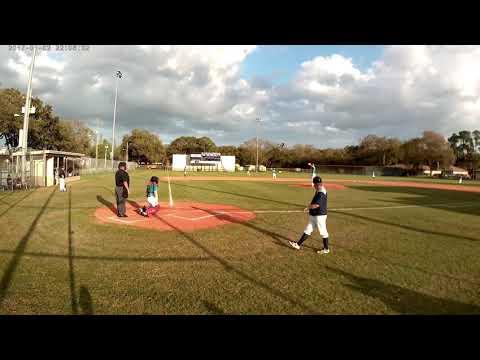 Academy at the Lakes Baseball (AATL) vs Bell Creek - 02-21-2019