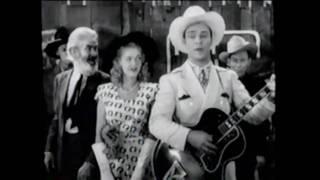 Don't Fence ME In (1945) FINALE Roy Rogers DALE EVANS Trigger SotP