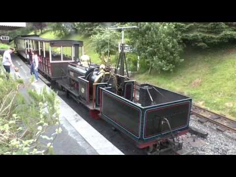 Narrow Gauge Railways of Great Britain    The Launceston Steam Railway      July 2016