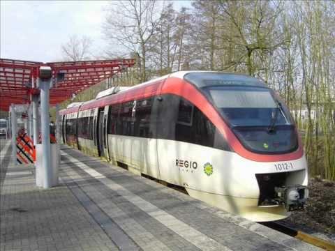 [Sound] Triebzug Bombardier Talent (Wagennr. 1012) der Regiobahn GmbH, Mettmann