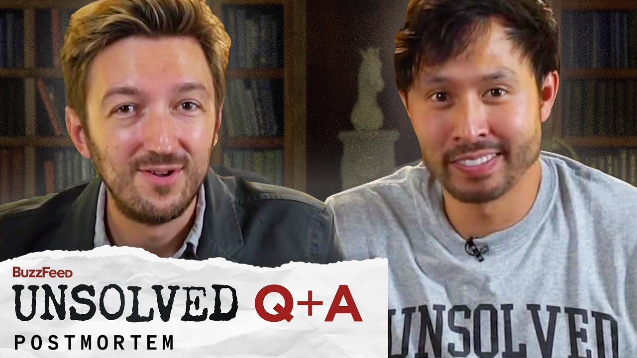 BuzzFeed Unsolved: True Crime Q+A
