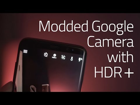 Modded Google Camera 4 4 with HDR+ (Snapdragon 820/821 and 835