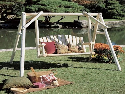 Garden Swings | Garden Swings Plans
