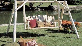 Garden Swings   Garden Swings Plans