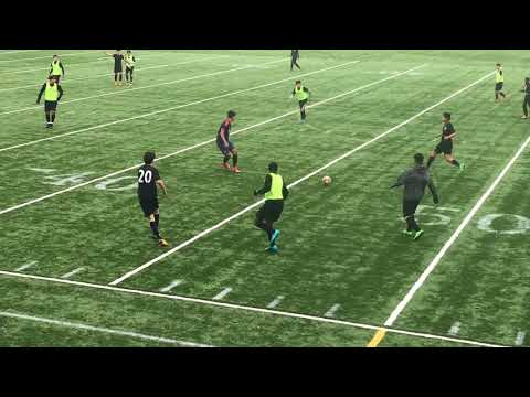 Exhibition Match (01-28-2018) ABSA Boys Under-14 (Neon) vs ABSA Under-18 – 1st Half