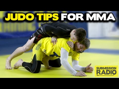 Common MISTAKES & TIPS For Judo In MMA - By UFC Fighter/Olympian Dan Kelly